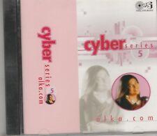 Cyber Series  5 - Alka yagnik  [Cd] Songs Of soldier,Gupt,Banjaran,Naajayaz