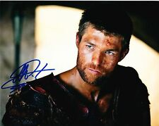 Liam Mcintyre Spartacus Signed 8X10 Photo Authentic Autograph Proof Coa E
