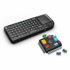 Rii rii k01v3 Wireless Keyboard laser poienter with touchpad for smart TV PC