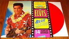 ELVIS BLUE HAWAII RED COLORED VINYL 180 GRAM MINT!  LSP-2426