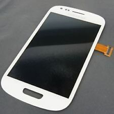 DISPLAY LCD+TOUCH SCREEN per SAMSUNG GALAXY S3 MINI VE GT i8200 Vetro BIANCO