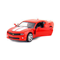 Chevrolet Camaro ZL1 Yellow Mini Car Display Miniature Car WELLY 1:38 2018 New