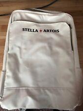 Stella Artois Backpack Bag White