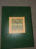 1966 THE HOBBIT J.R.R. TOLKEIN Hard Cover Slip Case First Edition 20th Printing