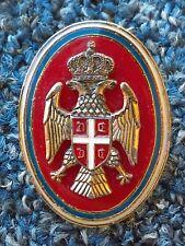 VRS - REPUBLIC of SRPSKA ARMY, VOJSKA REPUBLIKE SRPSKE, NCO's CAP BADGE !