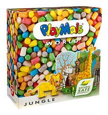 PlayMais® World Jungle - farbige Bausteine aus nachwachsenden Rohstoffen