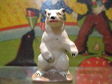 """Quiralu """"Le cirque""""  série les animaux """" L'ours blanc assis (1) """""""