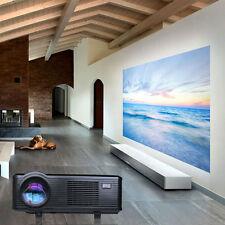 3000 Lumens HD LED/LCD Projector Home Cinema Theater HDMI//VGA/AV/3D Proyector Y