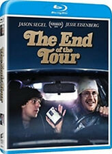 The End of the Tour (Blu-Ray Disc)
