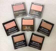 Revlon Powder Blush,w/Brush &* Mirror, (Various Colors To Choose From)