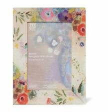 """METROPOLITAN MUSEUM OF ART, REDON, """"BOUQUET OF FLOWERS"""" GLASS PICTURE FRAME, NEW"""
