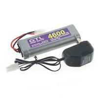 Rc Car 7.2V Ni-Mh rechargeable battery for Tamiya Monster Beetle Blackfoot