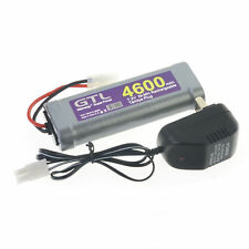 Rc Car 7.2V 4600mAh Ni-Mh rechargeable battery for Tamiya Grasshopper Hornet