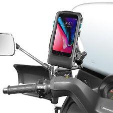 Suzuki Burgmann 125 200 400 650 iPhone 8 PLUS wasserdichtes Hardcase mit Halter
