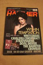 Metal Hammer - 3/2011 - Within Temptation, Opeth, Black Label Society,Whitesnake