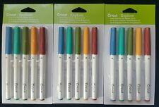 Cricut Explore Candy Shop Pen Set Fine Point 5 pc - Lot of 3