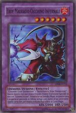 YU GI OH - EROE MALVAGIO CECCHINO INFERNALE - DP06-IT012 - SUPER RARA UNLIMITED