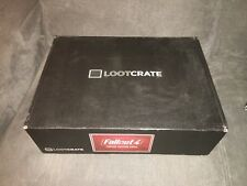 Limited Edition size Medium Fallout 4 Lootcrate plus New & Unopened Pipboy Mask
