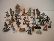 Star Wars micro machines - character figures 1 of 2