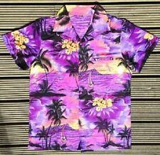 Chemises décontractées et hauts hawaïennes taille M pour homme