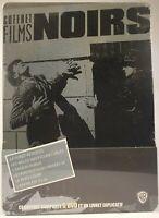 6 Films Noirs Coffret édition limitée boîtier métal 6 DVD+livret steelbook Neuf