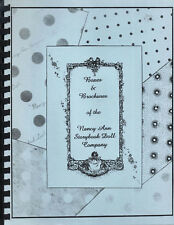 Nancy Ann Storybook Doll Boxes & Brochures Reference ID Guide