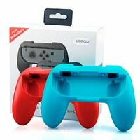 Switch Joy Con Grip for Nintendo Switch Joy-Con Controllers,  Pair Neon