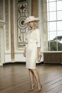 Condici 11275, Dress & Jacket, Mother Of The Bride, In Gold (Champagne) UK20