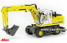 Schuco 25800 Excavator Liebherr A 900 C - H0 Scale 1:87