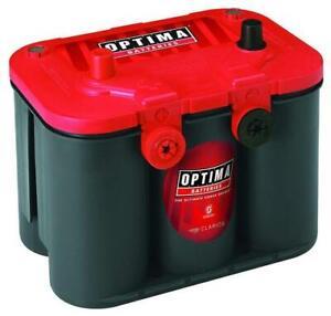 OPTIMA 34/78 REDTOP SC34U Battery 9004-003