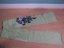 ED HARDY BY CHRISTIAN AUDIGIER Womens Sweat Pants Size S (W26 x L33)