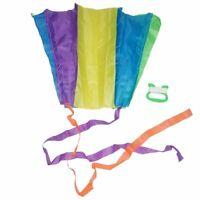 2pcs rahmenlose Erde Drachen Tasche Drachen mit Griff String Kinder Outdoor