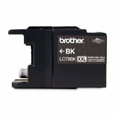 Brother International Lc79bk Lc79bk Black Ink Cartridge For Ink Mfc-j6510dw/