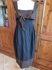 VERONIKA MAINE Wool Regular Dry-clean Only Dresses for Women