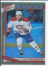 Alex Galchenyuk  13/14 OPC O-Pee-Chee  #575  Marquees Rookies RC  Rainbow SP