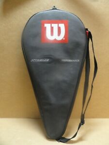 Racquetball Wilson xtreme  performance single racquet cover BRAND NEW