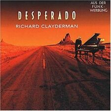 Richard Clayderman Desperado (1992) [CD]