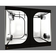 Secret Jardin DR240W Wide Quality Reflective Mylar Grow Tent 2.4m x 1.2m x 2m