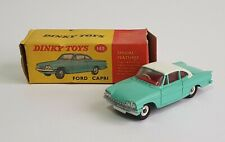 Dinky Toys No. 143, Ford Capri, - Superb V N Mint.