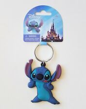 Disney - Lilo and Stitch - Stitch Soft Touch PVC Keyring/Keychain 25089