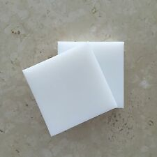 HDPE (High Density Polyethylene) Plastic Sheet 1/2
