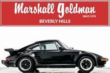 New listing 1988 Porsche 911 Turbo Slantnose