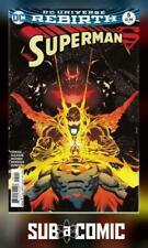 SUPERMAN #5 (DC 2016 1st Print) COMIC