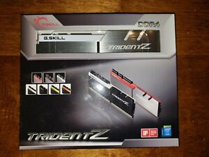 ✔✔ G.SKILL TridentZ 16GB (2 x 8GB) 4600MHz PC4-36800 DDR4 GSKILL
