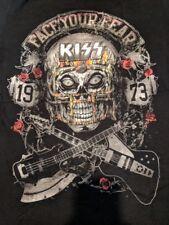 """LA KISS """"Face Your Fear"""" T-Shirt (S) (#014)"""
