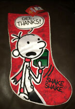 DIARY OF A WIMPY KID 17 INCH STOCKING NEW WITH TAGS
