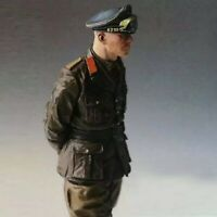 1/16 Resin Figure Model Kit German Officer Rommel WWII WW2 Unpainted Unassambled