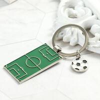 Creative Gift Football Field Key Ring Handbag Accessories Key Holder Key Chain