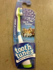 """Tooth Tunes Music In Your Mouth Soft Brush """"Ser O Parcecer"""" Rbd"""