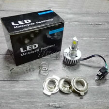 H4 Hi-Lo Beam LED Headlight Bulb For Honda VT Shadow Spirit Ace 500 700 750 1100